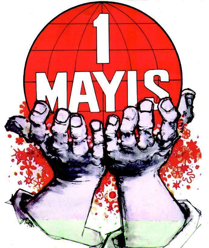 1 Mayıs Poster