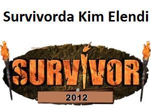 18 Haziran 2012 Survivor Kim elendi Nihat mı Begüm mü finale Kalamadı