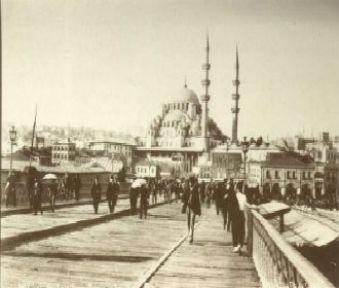 eskiden yaşam istanbul