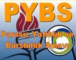 bursluluk sınavı sonuçları 2012