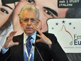 İtalya'da Mario Monti dönemi!