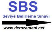 2014 SBS Sınavı Nasıl Olacak