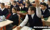 24 Nisan'da Okullar Tatil mi (İlkokul ve Ortaokullar) 2013