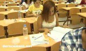 2018 TYT YKS Sınavları Ne Zaman Tarihleri Açıklandı