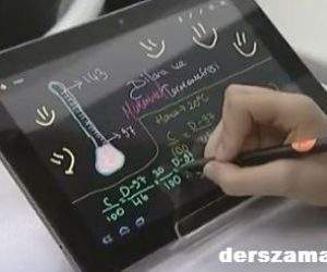 Okullara Tablet Dağıtımı 2014