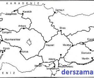 Türkiye'de Demiryolu Ulaşımı ve Ağları