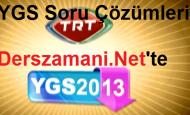2013 YGS Din Kültürü Soruları Çözümleri ve Cevapları / Video