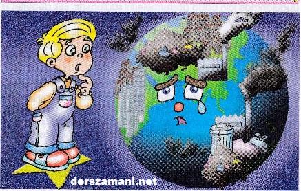 Çevre koruma haftası haziran ayının 2 haftası