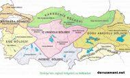 Türkiye'de Coğrafi Bölgeler Neye Göre Belirlenmiştir