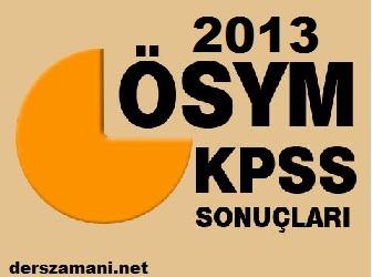 kpsssonuclari2013
