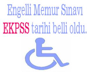 2014 EKPSS Ne Zaman Sınav Tarihi