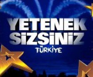 Yetenek Sizsiniz Türkiye Başvuru Formu