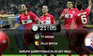 Türkiye Hırvatistan Maçı Hangi Kanalda 15 Kasım 2011