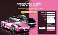 Magnum Porsche Çekiliş Sonuçları