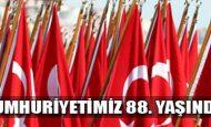 Cumhuriyet Bayramı 2018 Cumhuriyet Bayramının 95. Yılı