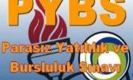 2013 PYBS Bursluluk Sınavı Soruları MEB