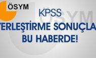 KPSS 2011/9 Sağlık Bakanlığı Sözleşmeli Memur Yerleştirme Sonuçları