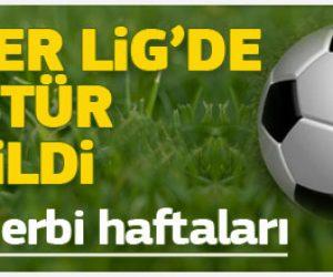 2012 2013 Sportoto Süper Lig Fikstürü Maç Programı