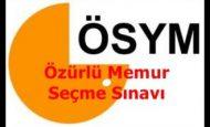 2012 ÖMSS Başvuru Kılavuzu Ne Zaman Yayınlanacak ÖSYM