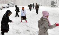 Gaziantep Okullar Tatil mi 9 Şubat 2012 Gaziantep Kar Tatili Var mı