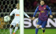 Barcelona 4 Santos 0 Maçı Özeti ve Golleri 18 Aralık 2011