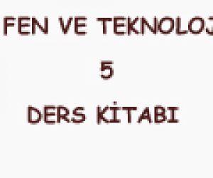 5. Sınıf Fen ve Teknoloji Ders Kitabı