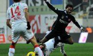 Antalyaspor 1 Beşiktaş 2 Maçı Özeti ve Golleri 20 Ocak 2012