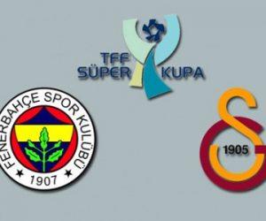 Fenerbahçe Galatasaray İlk 11 'ler Maç Kadrosu 2016