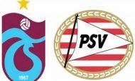 Trabzonspor PSV Eindhoven 1 – 2 Maçı Özeti ve Golleri 16 Şubat 2012