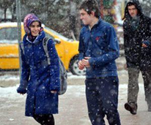 Elazığ Okullara Kar Tatili Verildi 8-9 Şubat 2012 Tatil !!!