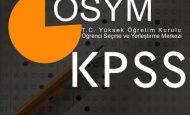 Ortaöğretim Önlisans Lisans KPSS Taban Puanları 2016