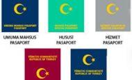 2012 Pasaport Harçları Miktarları
