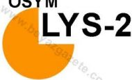 26 Haziran 2011 LYS 2 Soruları Cevapları Fen Bilimleri ÖSYM İndir
