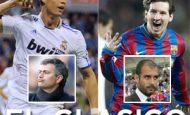 Barcelona Real Madrid Maçı Kadrosu İlk 11' ler
