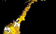 Norveç'in Şehirleri