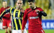 Fenerbahçe 3 Gaziantepspor 1 Maçı Özeti ve Golleri 9 Ocak 2012