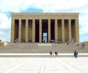 Atatürk'ün Mezarı (Kabri) Nerede
