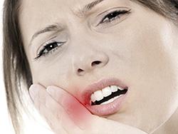 Diş uyuşması