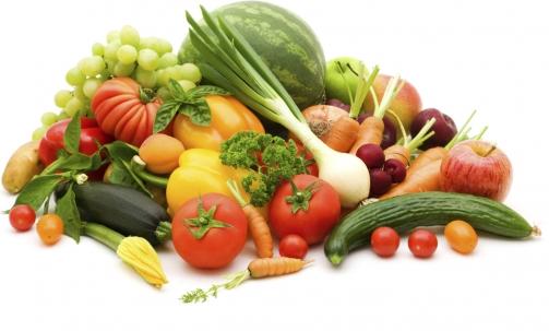 meyve sebze besinler yiyecekler