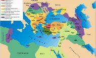 Osmanlı Devletinin Fethettiği Yerler ve Haritası