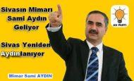 Sami Aydın Kimdir Sivas AKP Belediye Başkanı Adayı 2014