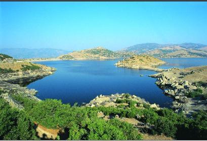 yer üstü kaynakları göl