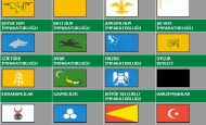 Tarihteki 16 Türk Devleti İsimleri ve Bayrakları