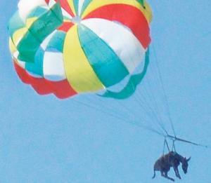 maket paraşüt