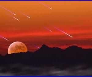 Meteor Yağmuru Nedir Kısaca