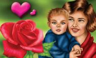 Anne İle İlgili Kompozisyon Kısa