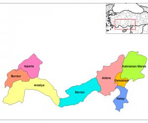 Akdeniz Bölgesinin Nüfusu 2014