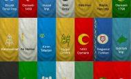 Türk Bayrağının Bugünkü Biçimine Gelinceye Kadar Geçirdiği Evreler