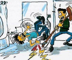 Elektrikle İlgili Bir Kaza Sırasında Yapılması Gerekenler