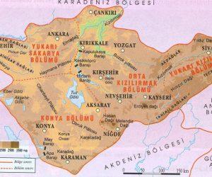 İç Anadolu Bölgesi İklim Özellikleri